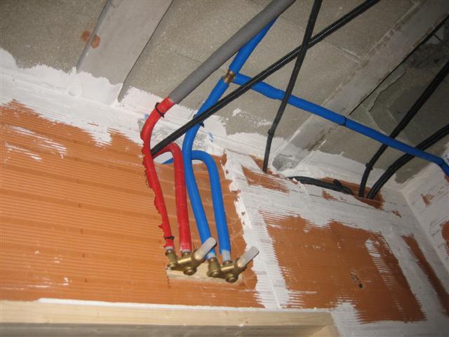 Explicaci n de marcado de rozas apertura de rozas - Tuberia para instalacion electrica ...